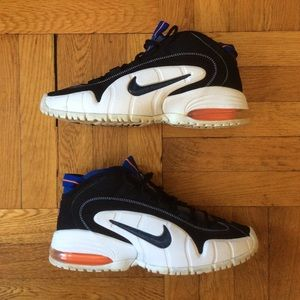 "Nike Air Max Penny 1 ""Knicks"" 2005 US M 11"